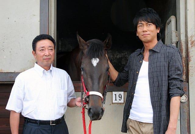 東幹久と競馬の関わり