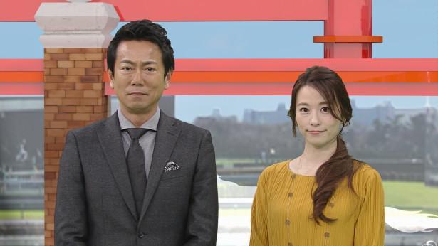 BSイレブン競馬中継SUNDAYの総合司会